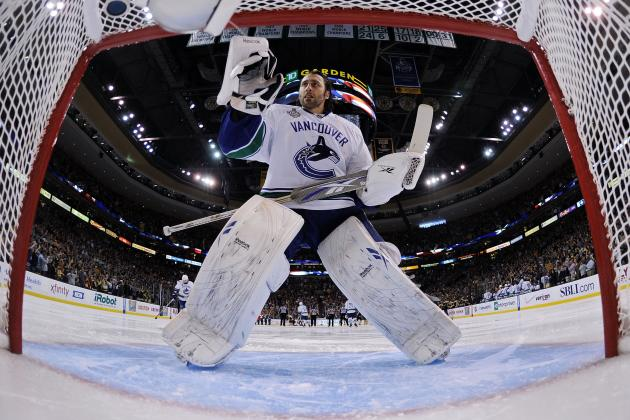 Why Roberto Luongo Situation Will End Up Being a Big Benefit for Canucks