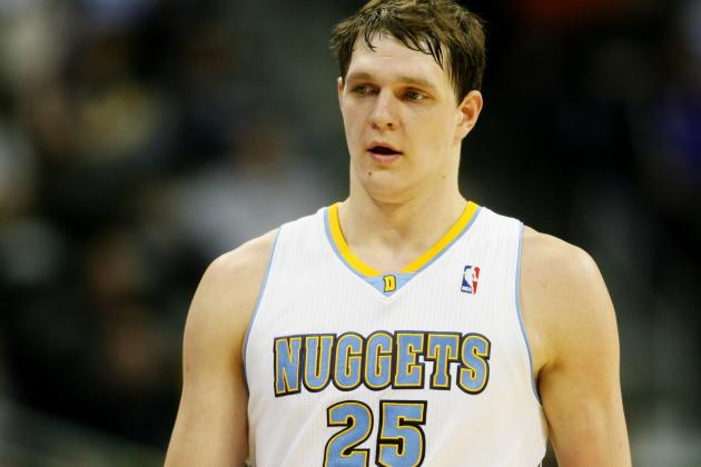 Spurs Interested in Timofey Mozgov?
