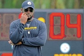 Tomlin Talks Training Camp