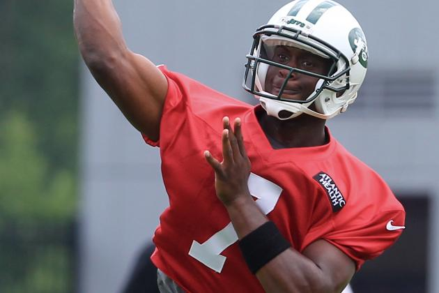 Marty Mornhinweg Heaps Praise on Geno Smith, Says It's 'up to Him'
