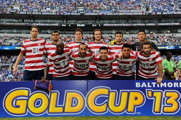 Gold Cup 2013: Latest Buzz on Each Team Ahead of Semifinal Clashes