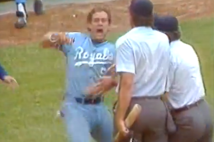 Remembering the George Brett Pine Tar Incident, 30 Years Later