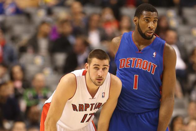 Andre Drummond vs. Jonas Valanciunas: Which Center Will Have Better NBA Career?