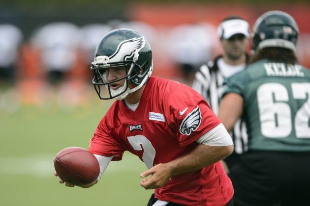 Why Matt Barkley Won't Win the Eagles QB Competition