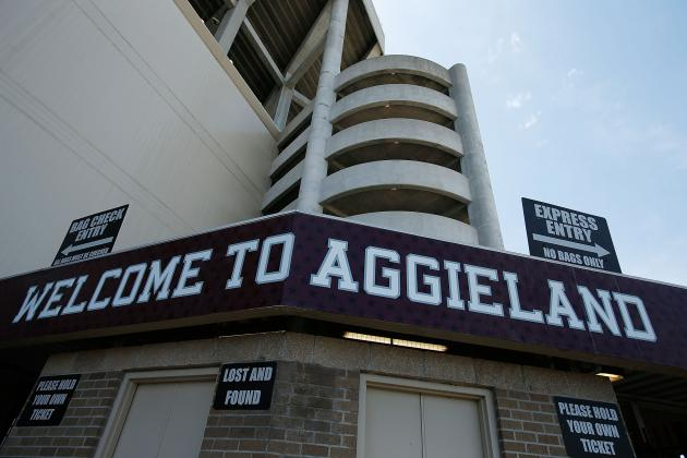 Texas A&M Football: Critical Games Aggies Must Win in 2013