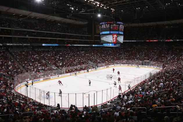 Opening Night Remains the Must-See Game on Coyotes' Schedule