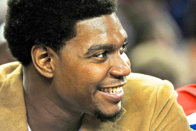 Andrew Bynum Takes Subtle Shot at Lakers Fan, Embraces Passion of Cavs Fans
