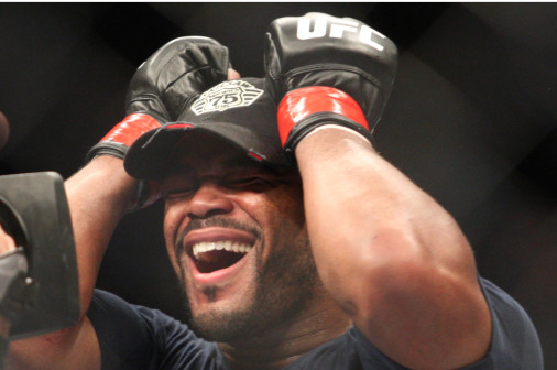 Rashad Evans Will Remain at Light Heavyweight, Wants Shogun/Sonnen Winner