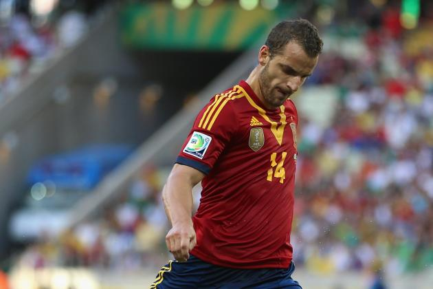 Report: Tottenham Confident of Sealing Soldado Deal