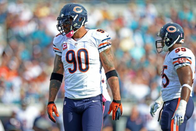 Chicago Bears: Will the Defense Still Be the Strength of This Team?