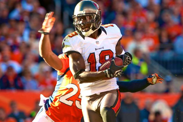 Did the Tampa Bay Buccaneers Overpay for Mike Williams?