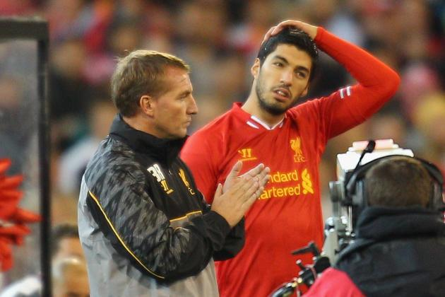 Liverpool Transfer News: Brendan Rodgers' Comments Won't Keep Luis Suarez