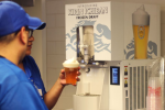 Dodgers Selling Frozen Beer Foam to Keep Your Beer Cool