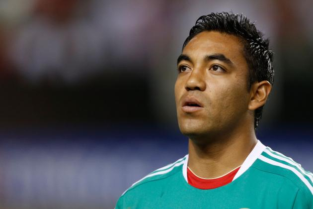 Mexico vs. Panama: Highlighting Top Goalscorers in 2013 Gold Cup Semifinal