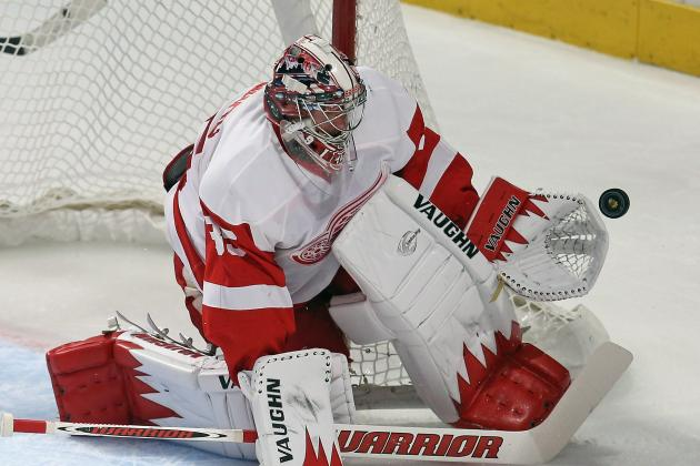 Howard: Competition for US Goaltending Spots Will Be Fierce