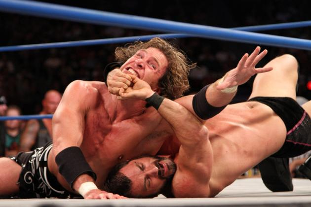 Should Austin Aries Challenge Chris Sabin for the TNA Title at Bound for Glory?