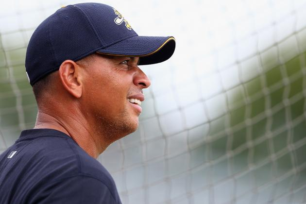 A-Rod's Reps: Yankees Conspiring Against 3B