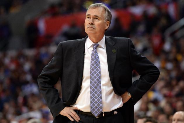 Will Lakers' Transitional 2013-14 Season Give Mike D'Antoni a Fair Shot in LA?