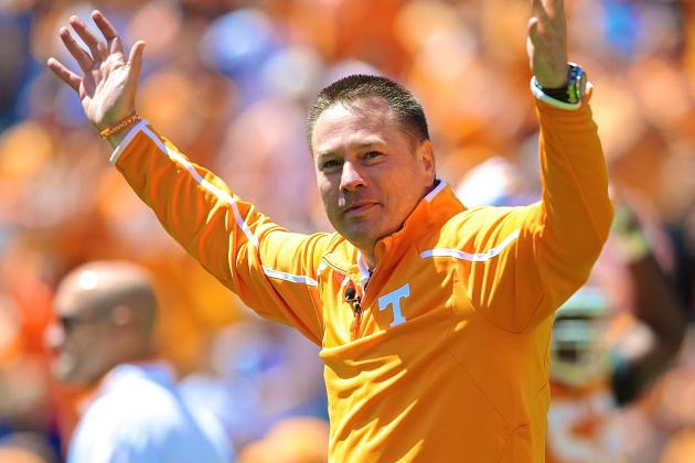 Odds Tennessee Finishes with No. 1 2014 Recruiting Class