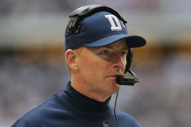 Jason Garrett Wants the Cowboys to Know the Pythagorean Theorem