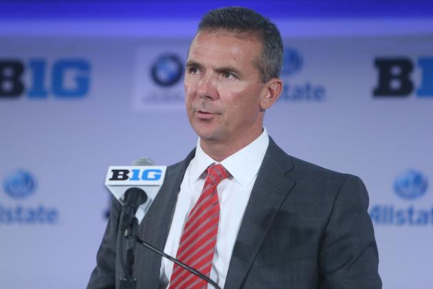 Big Ten Media Days 2013: Notable Takeaways from Wednesday's Press Conferences