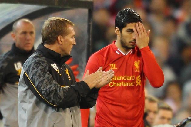 Liverpool vs. Melbourne Victory: Luis Suarez's Subdued Celebration a Bad Sign