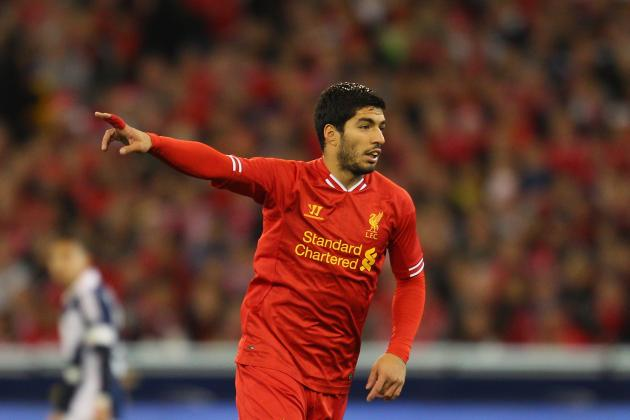 Luis Suarez Should Hope Talks with Arsenal Lead to Increased Bid