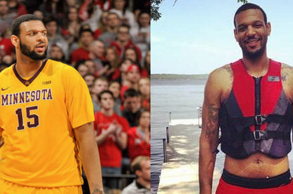 Minnesota's Mo Walker Sheds 50 Pounds After Ultimatum from Richard Pitino