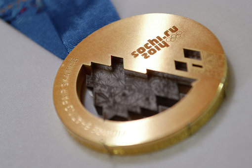 Special Sochi Olympic Medals Will Have Russian Meteor Fragments