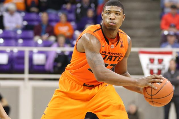 Best Case, Worst Case Pro Comparisons for Oklahoma State's Marcus Smart