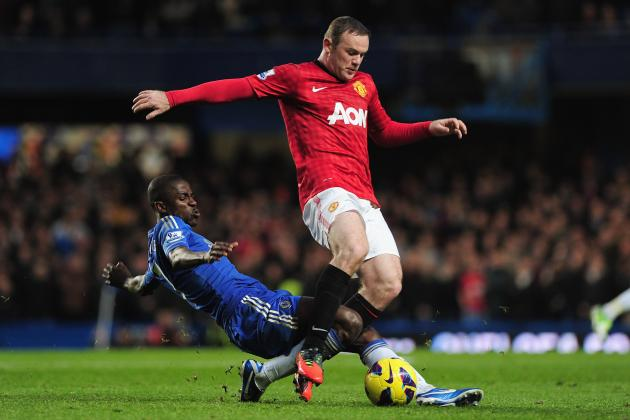 Chelsea Transfer Rumours: Blues Must Avoid Bruma Until Wayne Rooney Saga Ends