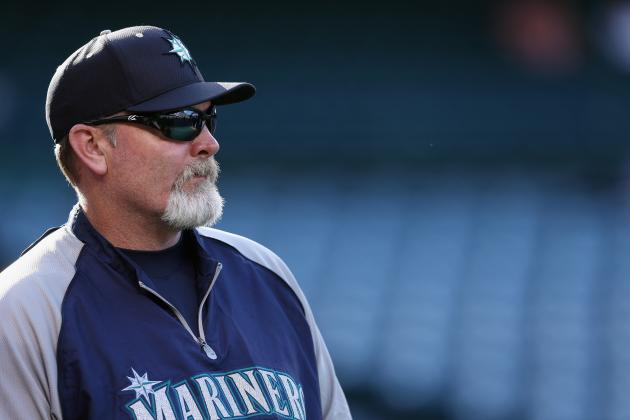 Mariners' Manager Wedge Recovering from Stroke
