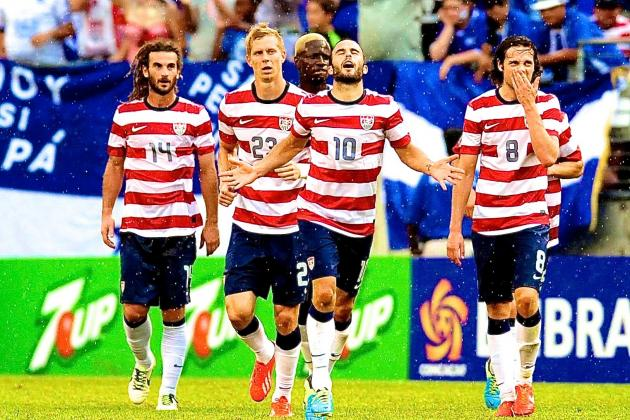 United States vs. Honduras: Gold Cup Semifinal Live Score, Highlights, Recap