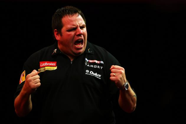 Darts World Matchplay 2013 Results: Breaking Down Night 5's Matches