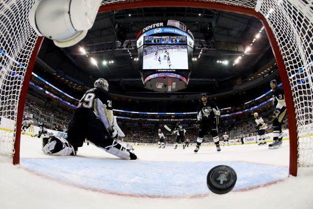 Are Pittsburgh Penguins Making Right Move by Sticking with Marc-Andre Fleury?