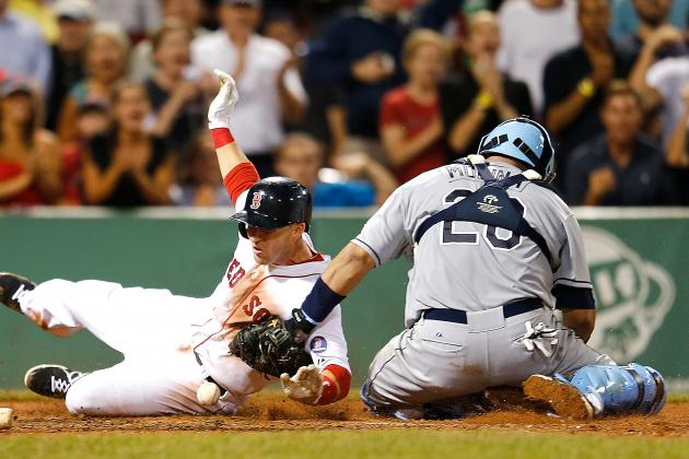 ESPN Gamecast: Rays vs. Red Sox