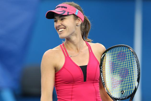 Martina Hingis Comeback: 'I Was Thinking About It the Past 5 Years'