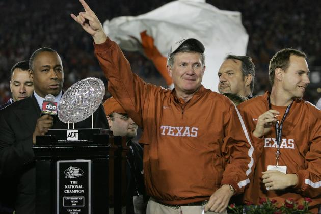 Why the Texas Longhorns Will Go to the BCS National Championship Game