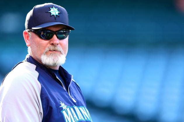 Eric Wedge Returns as Mariners Manager After Suffering Stroke in July