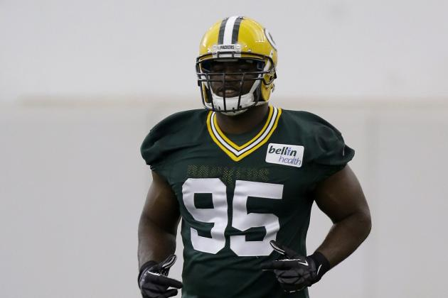 Packers Agreed to Terms with 1st-Round Pick Datone Jones