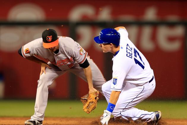 ESPN Gamecast: Orioles vs Royals