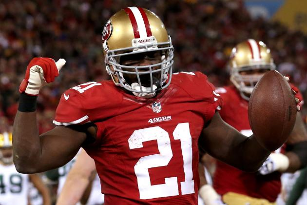 Gore: 49ers 'Better' in 2013