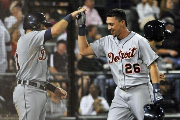 Tigers Beat White Sox 6-2
