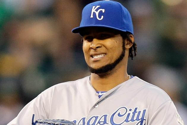 Royals Trade Rumors: Kansas City Willing to Listen on Santana
