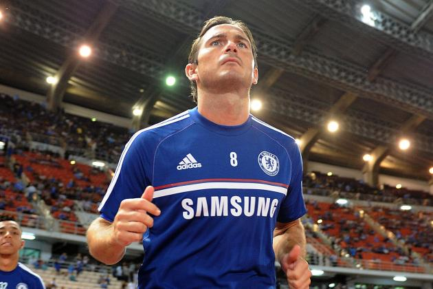 Jose Mourinho Eyes Frank Lampard as His 'New Makelele'