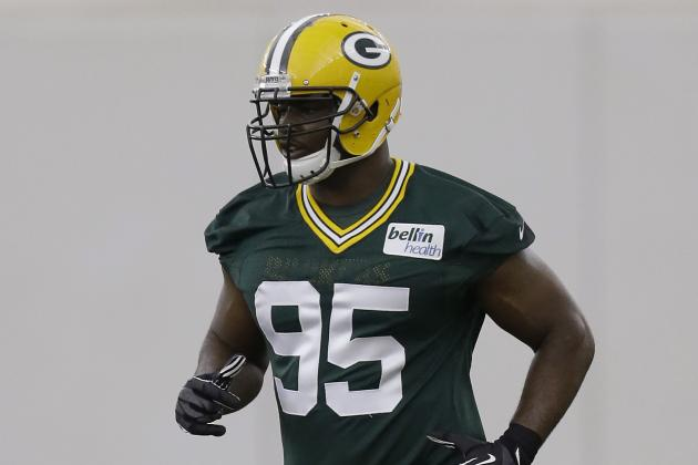 Packers Agree to Terms with 1st-Round Pick Jones