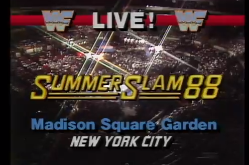 Video: WWE SummerSlam 1988 in 60 Seconds