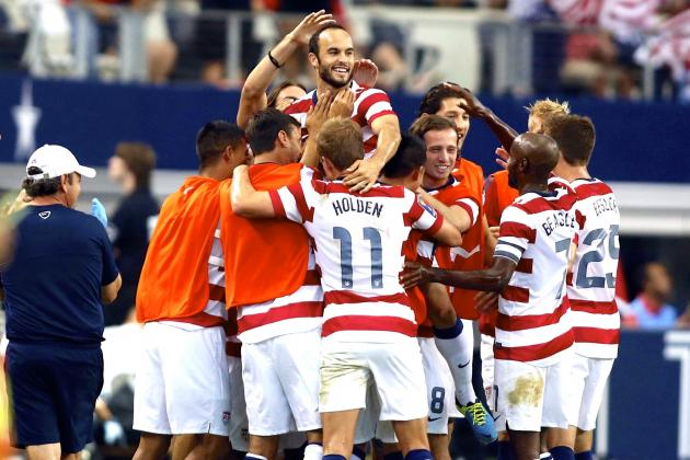 Gold Cup 2013 Results: Scores and Highlights from USA vs. Honduras