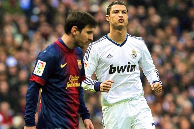 Are Neymar, Ronaldo and Messi Delivering Football a New Golden Age?