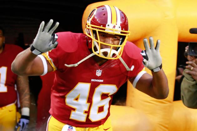 2013 RB ADP Trends: Should Running Back Alfred Morris Be a 1st-Round Pick?